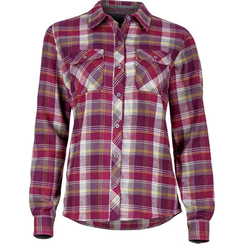 toddler plaid shirt marmot bridget flannel shirt 39 s backcountry com