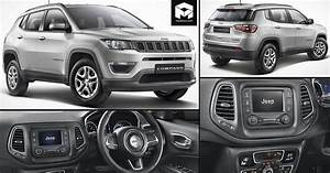 Jeep Compass Sport Plus Launched In India   Inr 15 99 Lakh