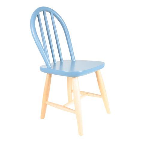 chaises enfants chaise enfant filou bleu paradis in april pour