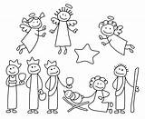 Stick Nativity Figure Figures Christmas Clipart Clip Scene Drawing Crib Coloring Pages Stickman Google Bing Drawings Preschool Draw Natal Clipartfest sketch template