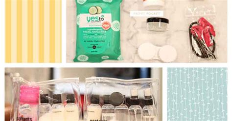 Toiletry Bag, Handy Tips And Best Christmas Gifts On Pinterest