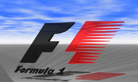 formula 3 logo f1 logo 2010 wallpaper 3d wide by rafaelj3d formula one