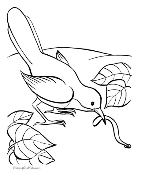 printable coloring pages  birds az coloring pages