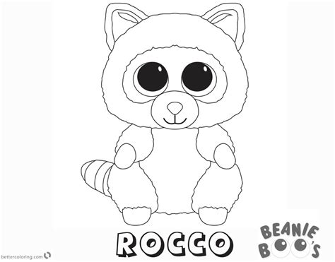Kleurplaten Ty Beanie Boos by Beanie Boo Coloring Pages Free Printable Coloring