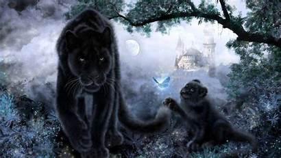 Jaguar Wallpapers Animal Cat 3d Desktop Animals