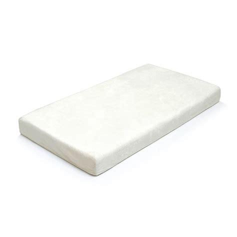 amazon com my first mattress memory foam crib mattress