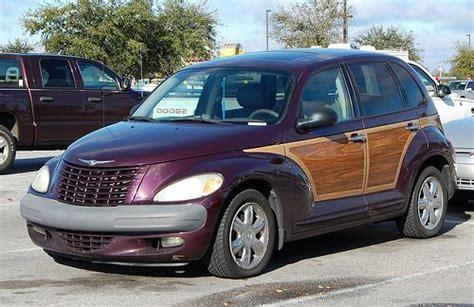 how things work cars 2002 chrysler pt cruiser engine control pt cruiser wood grain google search car