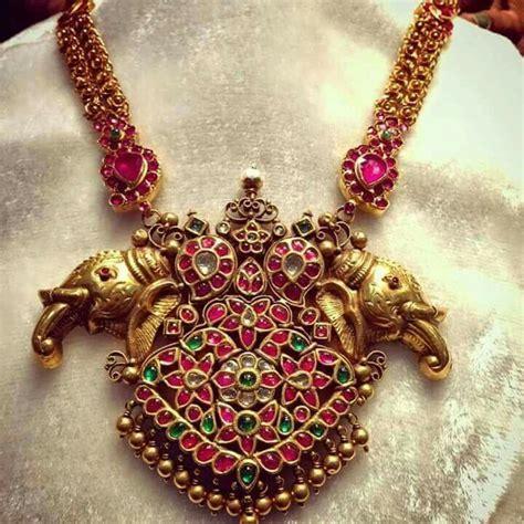 temple jewellery ideas  pinterest indian