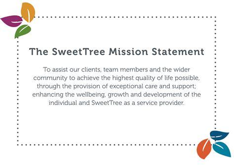 the sweettree charter sweettree