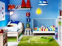 toddler room ideas 33 Wonderful Shared Kids Room Ideas | DigsDigs