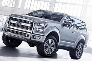 2016 Ford Bronco, it's Engine and Specs