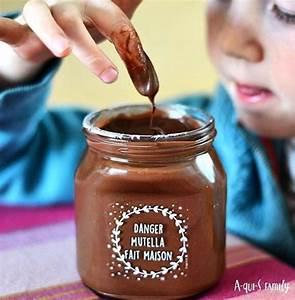 Nutella Maison Recette : du nutella fait maison notre recette tr s facile et ~ Nature-et-papiers.com Idées de Décoration