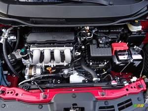 2012 Honda Fit Sport 1 5 Liter Sohc 16