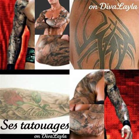 Tatouage De Randy  Votre Source Sur Randy Orton, John