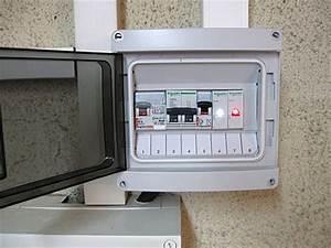 tableau electrique pour jardin monde de l39electronique With coffret electrique exterieur jardin