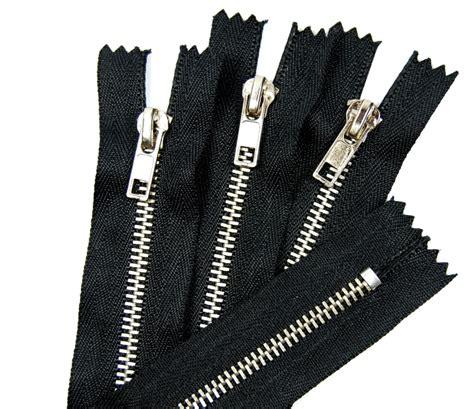 reißverschluss zipper shop zippers length 9 12 16 18 20 25 30 35 cm unteilbar metall rei 223 verschluss 14cm 3mm unteilbar