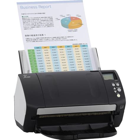 fujitsu fi 7160 color duplex document scanner