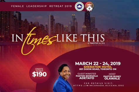 women  ministry conference canada north america