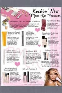 Mary Kay New Products