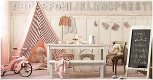 decorate your child39s room or playroom with a teepee With deco salle de jeux enfant