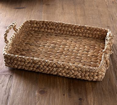 Maybe you would like to learn more about one of these? Water Hyacinth Tray | Pottery Barn