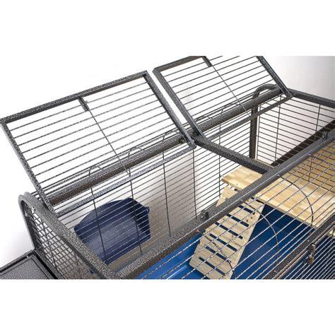 gabbia per furetto gabbia per roditori spaziosa ed elegante 134x57x91 5 cm