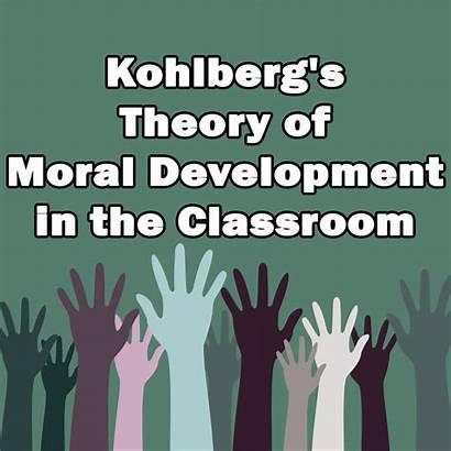 Moral Development Theory Classroom Kohlberg Teacher Kohlbergs