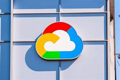 Google Cloud Eos Headquarters Symbol Silicon Valley