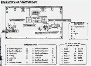 2001 Mitsubishi Mirage Radio Wiring Diagram