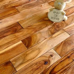 anbo solid tropical acacia hardwood flooring lacquered 73mm in floor