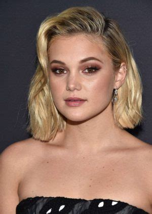 olivia holt freeform summit   los angeles gotceleb