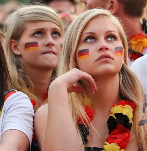 sexy german girls of euro cup