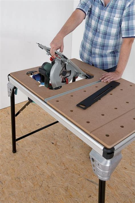 25+ Best Images About Portable Workbench Table On