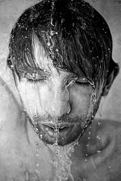 I didn't have here is one that i have never solved. Amazing Pencil Art by Paul Cadden   Entertainment