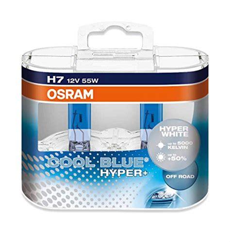 osram cool blue h7 osram 62210cbh hcb cool blue hyper h7 duo box prezzi e offerte market patentati