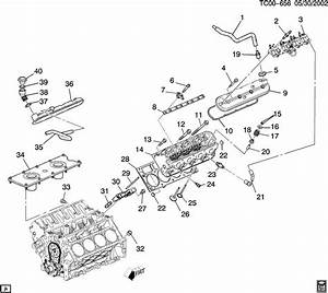 chevrolet tahoe z71 engine asm With gm lr4 engine