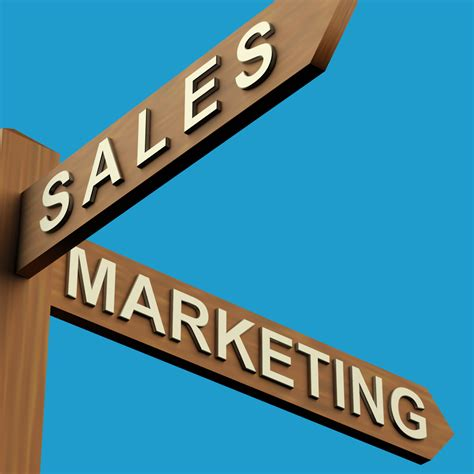 Marketing Sales by In You Missed It Sales And Marketing Alignment