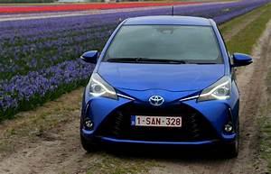 Essai Toyota Auris Hybride 2017 : essai auto nouvelle toyota yaris 2017 actu auto ~ Gottalentnigeria.com Avis de Voitures