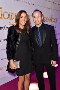 Anna Ortiz and Andreas Iniesta Photos Photos - Golden Foot ...