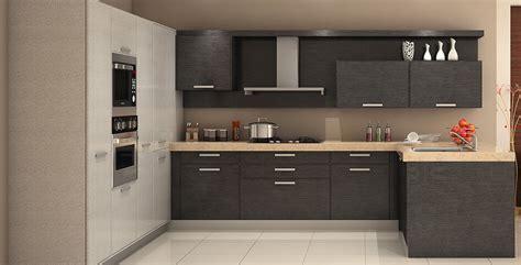 l shaped kitchen design india 55 modular kitchen design ideas for indian homes 8840