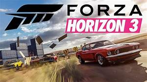 Forza Horizon Pc : forza horizon 3 pc gameplay max settings youtube ~ Kayakingforconservation.com Haus und Dekorationen