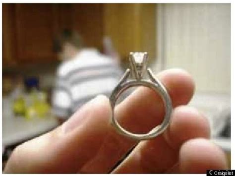 unemployed women selling their wedding rings craigslist