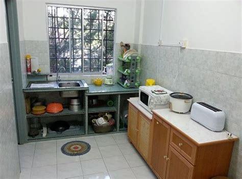 Desain Dapur Minimalis Kecil Tanpa Kichen Set Desain