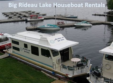 House Boat Rental Ontario by R R Houseboat Rentals Ontario Houseboat Rentals In The
