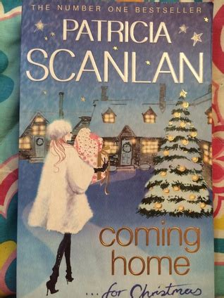 Book Review Coming Home For Christmas By Patricia Scanlan