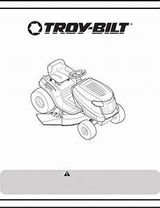 5b91 Troy Bilt Lawn Tractor Wiring Diagram