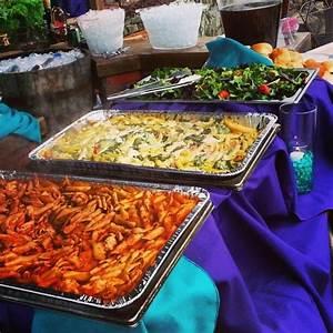 pasta bar outdoor wedding reception wedding ideas With wedding reception food ideas on a budget