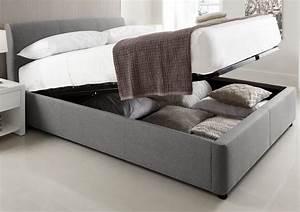 Designer storage beds, contemporary single bed storage