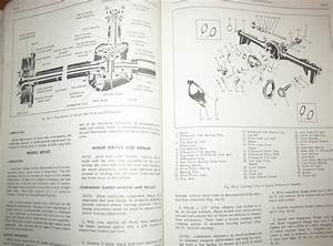 1969 69 Pontiac Chassis Body Service Manual Set Gto