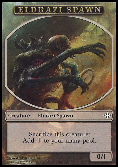 eldrazi spawn edh deck φ as as one drop of remains φ modern mtg deck